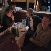 Martin Karlsson, Danne Grönwall, Ricky Sandström och Pelle Fredell.