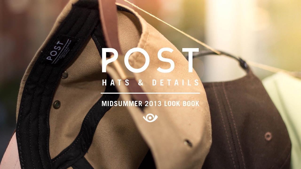 Post Hats & Details Midsummer 2013 - 1